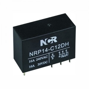 PriceList for Terminal Connector - PCB Relays-NRP14 – NCR INDUSTRIAL