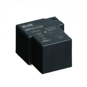 High definition 8pins Relay Socket - PCB Relays-NRP15T – NCR INDUSTRIAL