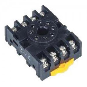 Best Price on Low Voltage High Voltage Relay - Sockets for Relays-PF083A-E – NCR INDUSTRIAL