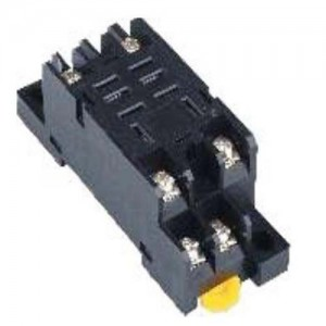 Reasonable price for Brass Terminal Connector - Sockets for Relays-PTF14A2 – NCR INDUSTRIAL