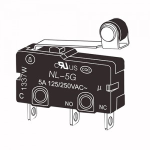 Factory making Pcb Miniature Relay - Micro Switches-NL-10G – NCR INDUSTRIAL
