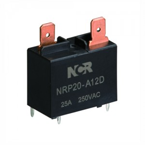 High definition Solid State Relay Supplier - PCB Relays-NRP20 – NCR INDUSTRIAL