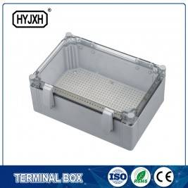 p339-p340   transparent cover Water proof junction box