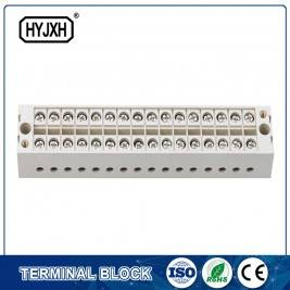 din rail type self-elevating ferbining Terminal Block