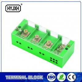 2Three phase four wire connection terminal block for metering box