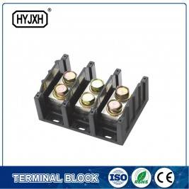 Short Lead Time for Din Rail Big Current Copper Plastic Connector -