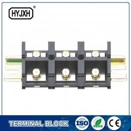 (400A)din-rail type Three phase three wire large current multi-channel output measuring box special junction box