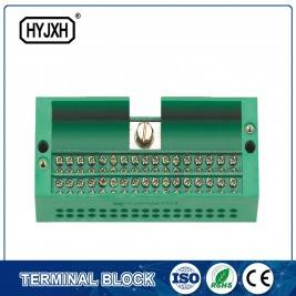 New Fashion Design for Connection Terminal Block -