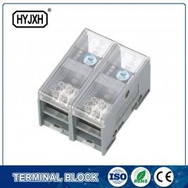 Reliable Supplier Three Phase Three Wire Connection Terminal Block -