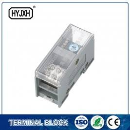 FJ6-JTS2EB Single pole DIN rail type connection terminal  max inlet wire : 70 mm sq
