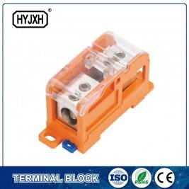 DIN rail type Multi-purpose energy measuring terminal block (Max inlet diameter 70 SQMM)