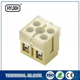 Base closure free combination terminal block