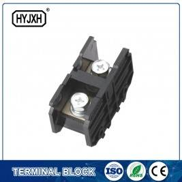 (150A) Din Rail Type Single Phas One-Inlet Multi-Outlet Verbindung Klemmblock fir Meterbox