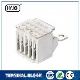Discount Price Plastic Wiring Terminal Box -