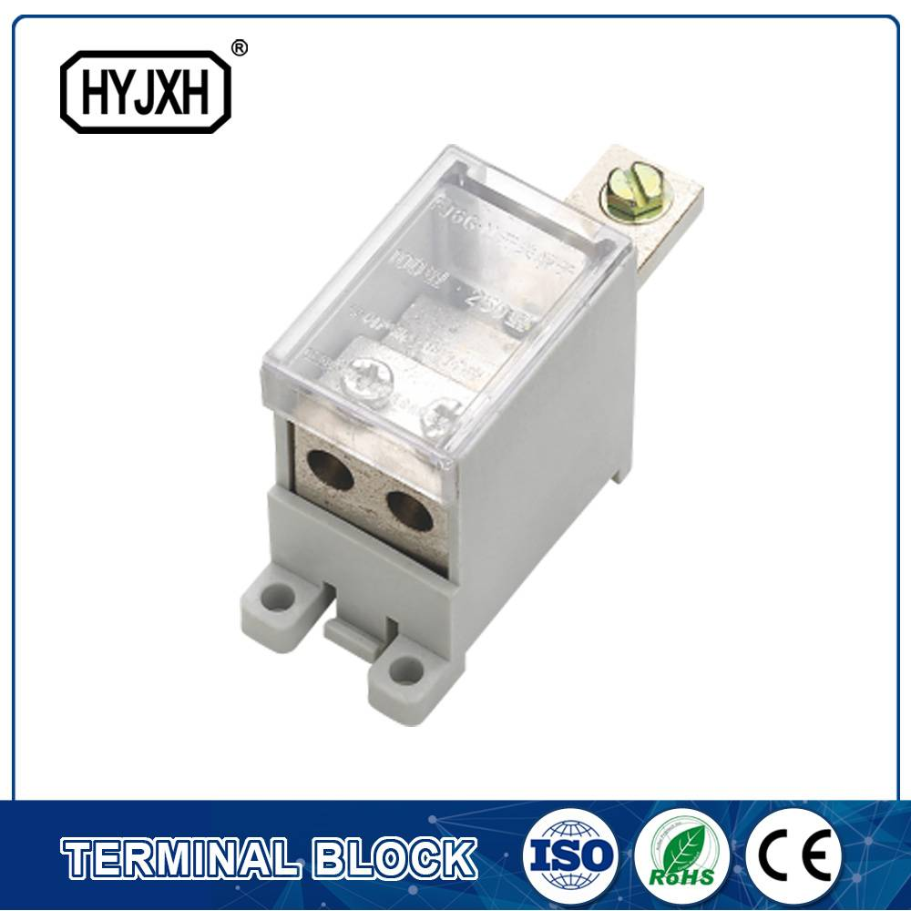 stand alone type neutral line switch connection terminal block(connection lug type) 400