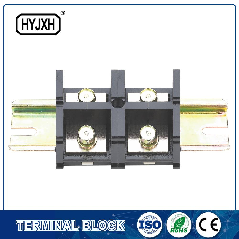 (400A)din-rail type Single phase large current multi-channel output measuring box special junction box