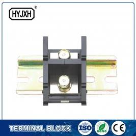 (300A) din-rail type Single pole large current multi-channel output measuring box special junction box