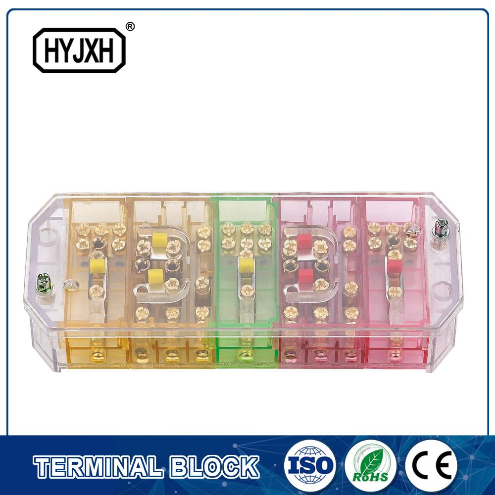 Color transparent Error prevention One inlet three outlet