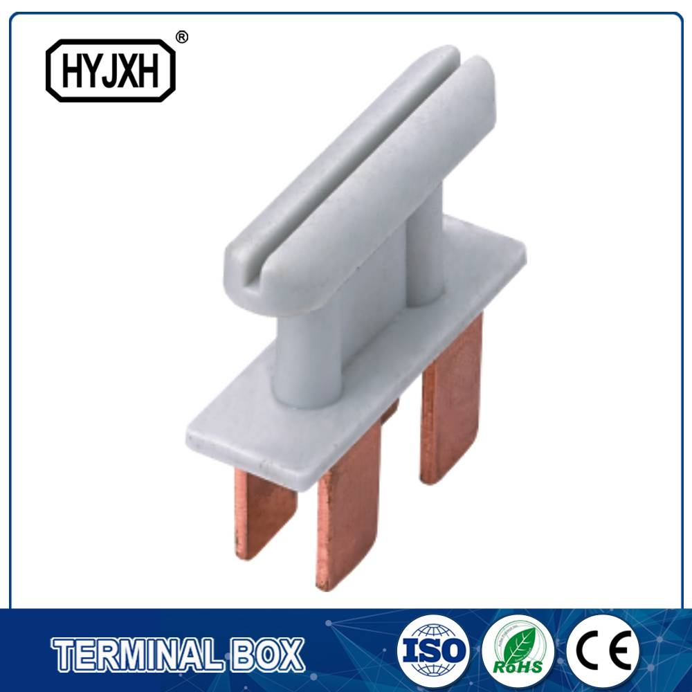 insert type terminal block for one-inlet one-outlet metering box