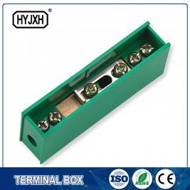 terminal block for metering box