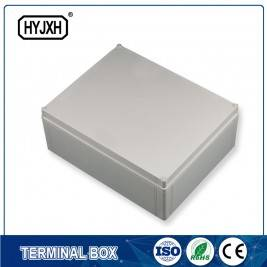 Top Quality China Fiber Metal Box -