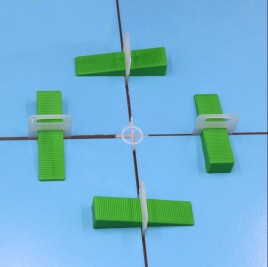 1.5mm 1mm 2mm Clips And Wedges Tile Leveling System