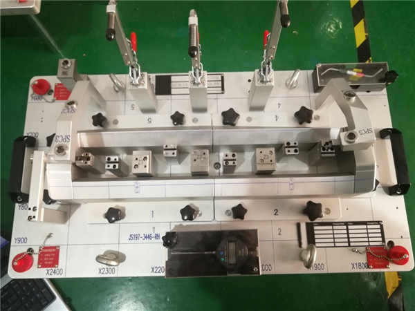 Europe style for Jigs And Fixture -