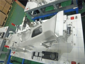 China Manufacturer for Steel Welding Fixture Table -