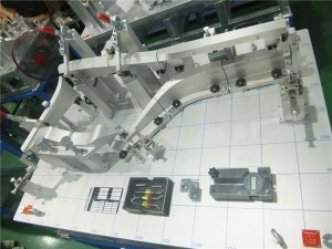 China OEM Manufacture Checking Fixture For Auto Parts -