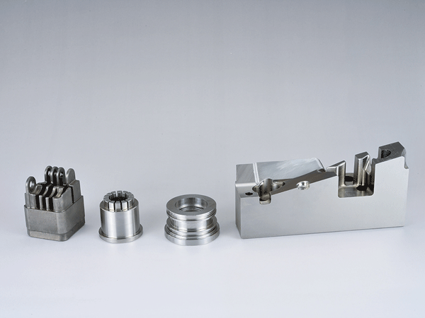 Wholesale ODM 5 Axis Complex Geometry Cnc Milling Cnc Machining Parts Featured Image