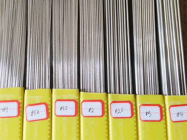 China wholesale Nitinol Shape Memory Alloy Strip -