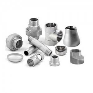 Νικέλιο κράμα Monel Pipe And Fittings Flange Alloy C276, Alloy 22, Alloy 200/201, Alloy 400, Alloy 600, Alloy 625, Alloy 800 H / HT, Alloy B2, Alloy B3 and Alloy 255