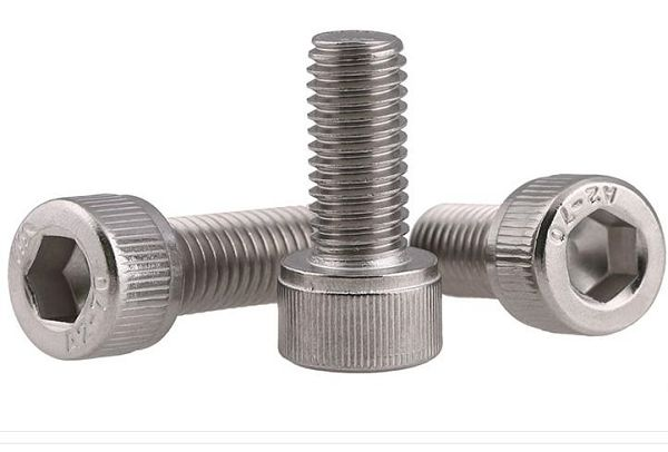 High Quality Stainless Steel 316 304 Hex Socket Head Bolt