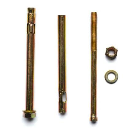 Carbon Steel Galvanized Expansion Sleeve Anchor Bolt