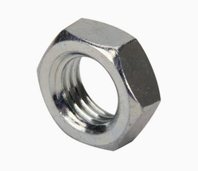 Carbon Steel DIN936 Hex Jam Nut