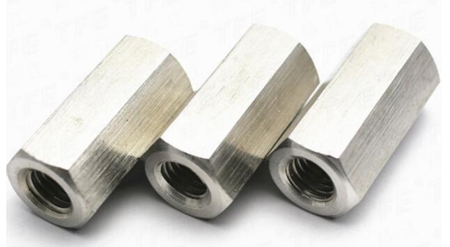 DIN6334 Stainless Steel Hex Long Nut