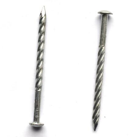 Carbon Steel Polish Twist Common Nail