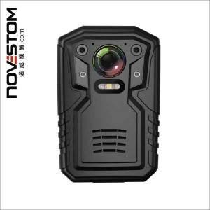 NVS4 police body worn cameras with built-in 4G wifi GPS optional