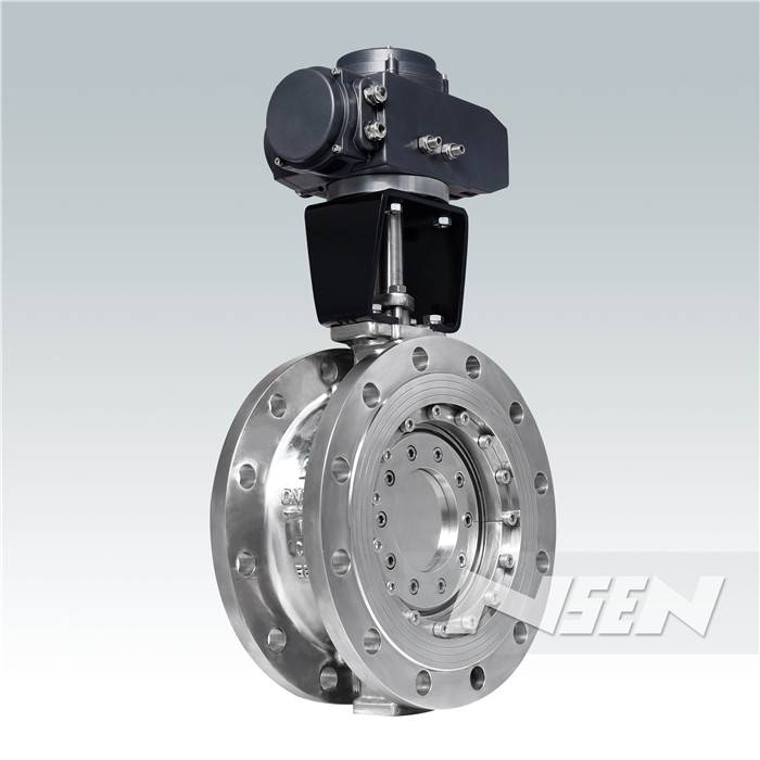 Factory supplied Valve For District Heating -