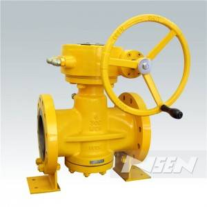 China Gold Supplier for Cast Iron Butterfly Valve -