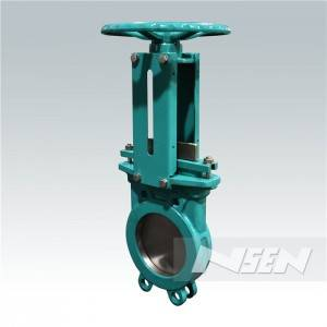 New Delivery for Hand Operated Wafer Butterfly Valve -