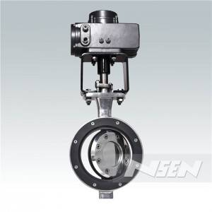 Good Quality Alkali Resistant Butterfly Valve -