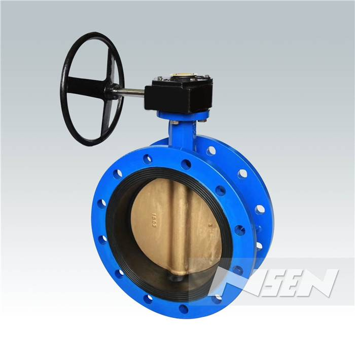 Flanged Resilient Butterfly Valve Featured Image
