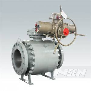 Hot sale Factory Gearbox Operated Butterfly Valve -
