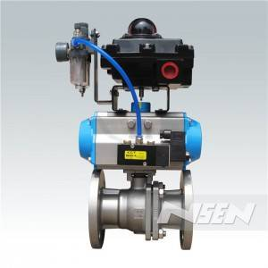 Ordinary Discount Eccentric Sealed Butterfly Valve -