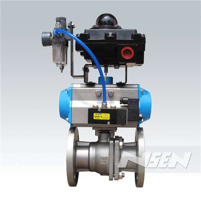 Well-designed Dairy Butterfly Valve -