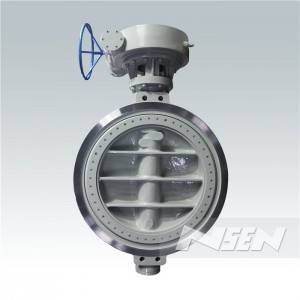 Factory For 316ti Seawater Butterfly Valve -