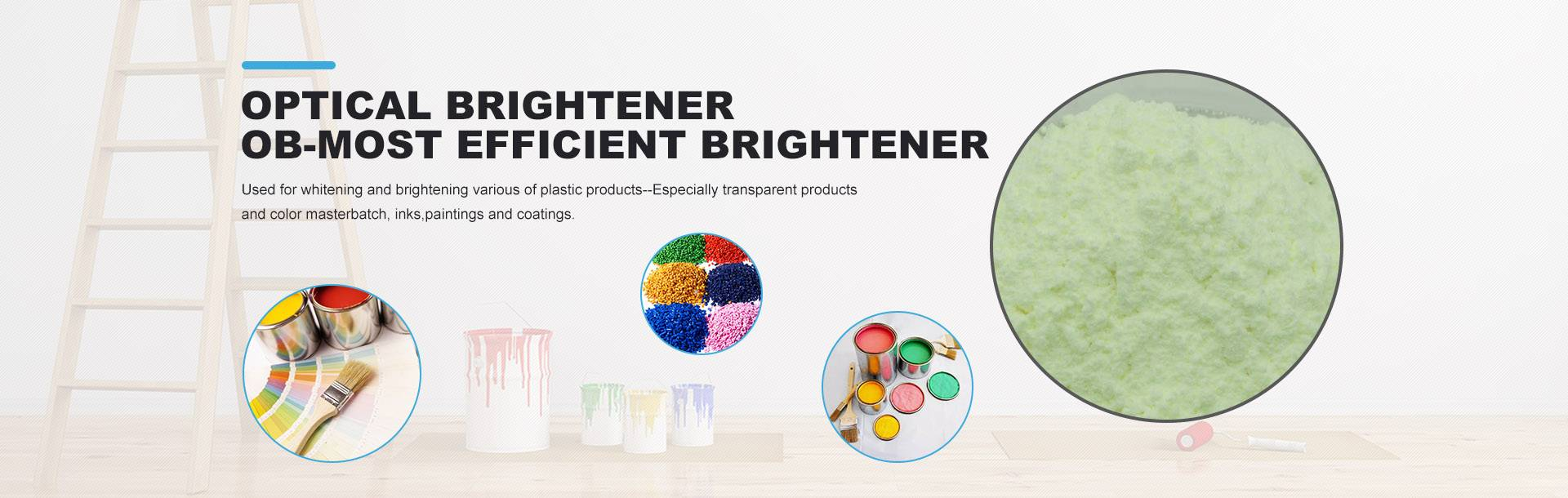 Optical brightener OB-Most efficient brightener