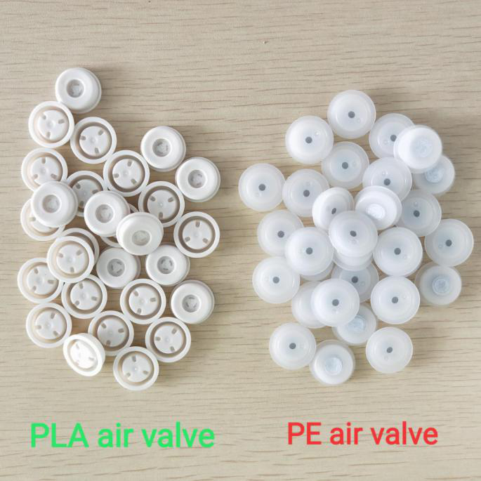 Fully degradable air valve developed successfully and expanded mass production by OEMY company.