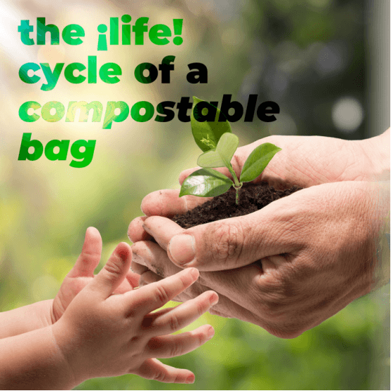 It's time to change your plastic packaging bags to be biodegradable packaging bags.